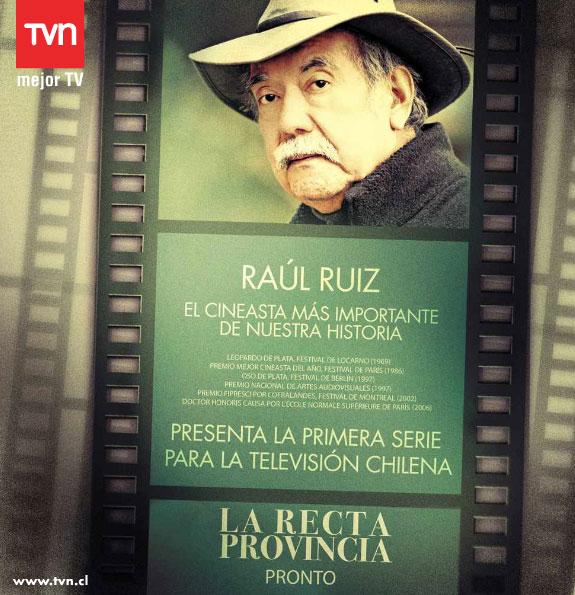 La Recta provincia de Raoul Ruiz